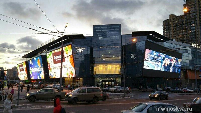 Avenue Southwest, торгово-развлекательный центр, Вернадского проспект, 86а