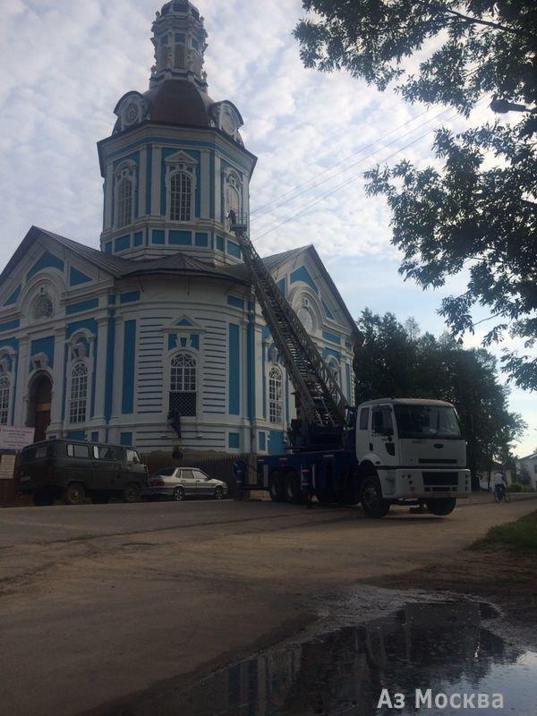Техстатус, ООО, арендная компания, Верейская, 5 ст6