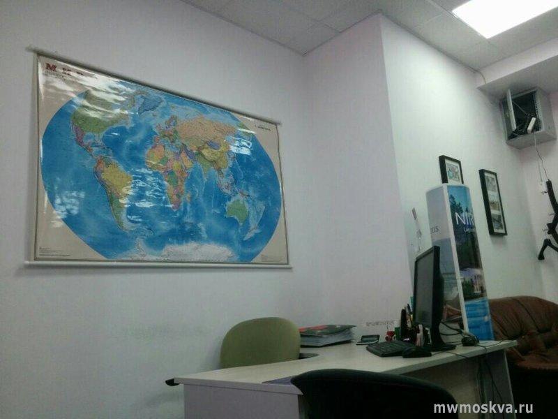 1001 Тур, сеть туристических агентств, Щербаковская, 3 (601 офис; 6 этаж)