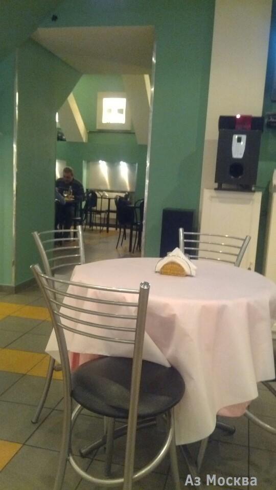 111, кафе, Воронцовская, 35Б к1 (3 этаж)