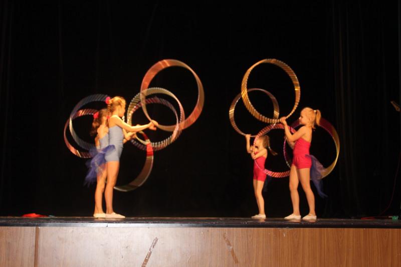Детская Эстрадно-цирковая студия акробатики Эквилибрис, волгоградский проспект, 15