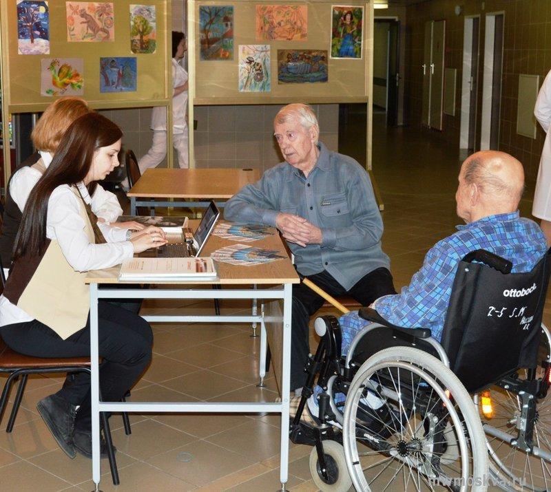 Мои документы, центр государственных услуг, Щапово посёлок, 1