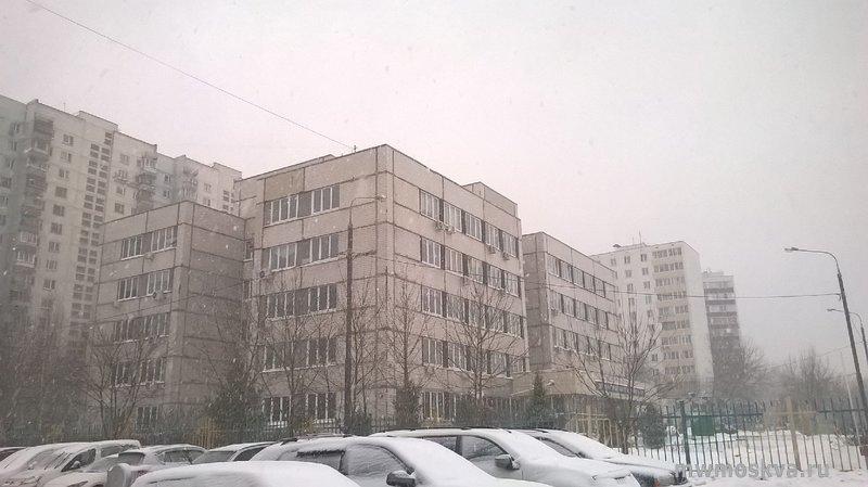 Детская городская поликлиника №125, Костромская, 14
