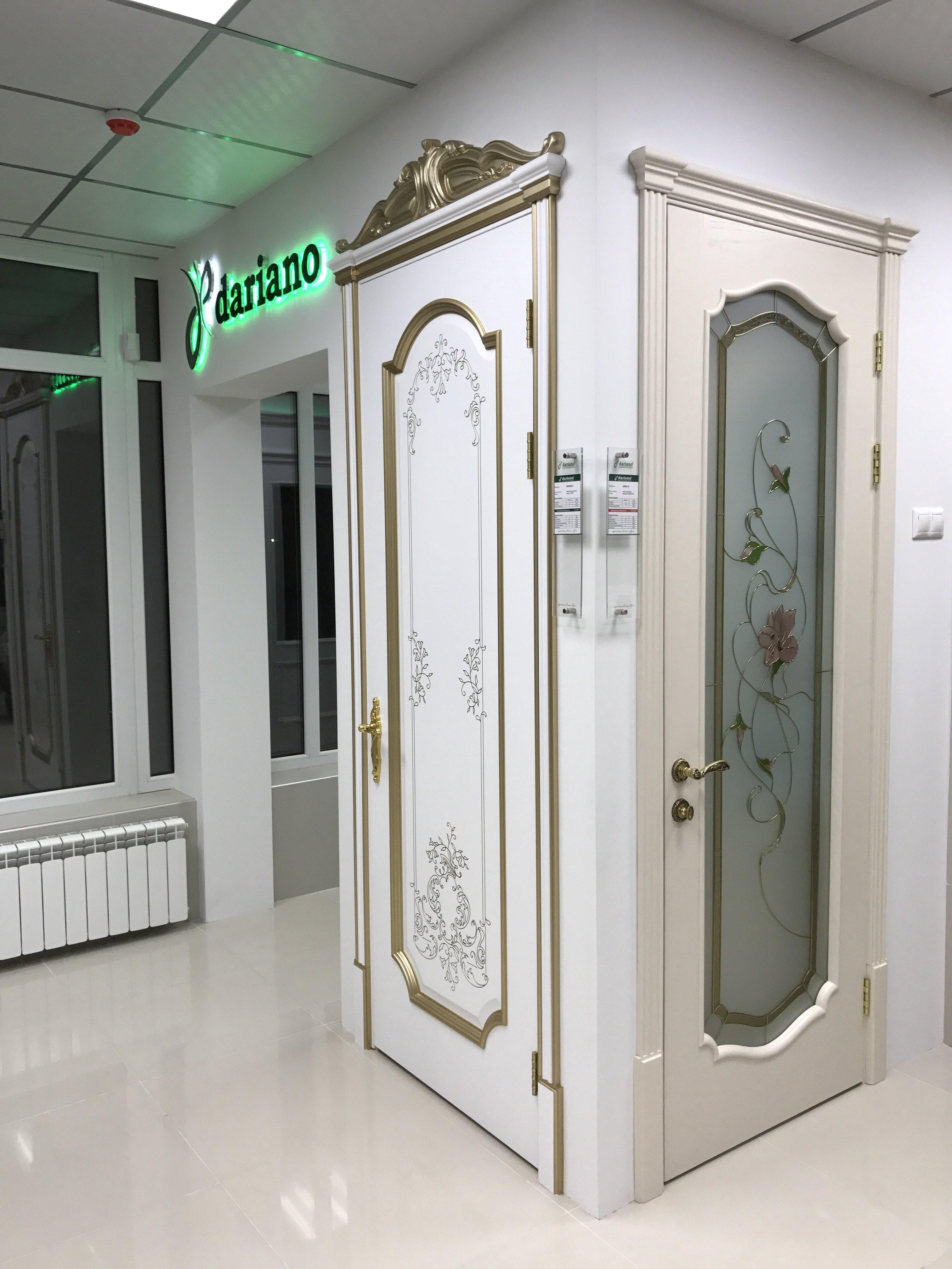 DARIANO, фирменный салон межкомнатных дверей, Фряновское шоссе, 64 к1 (2 этаж)